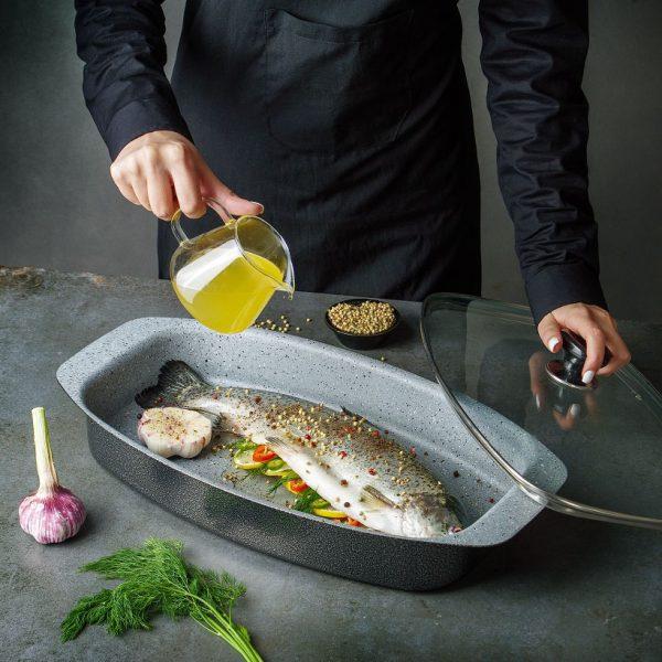 تابه ماهی عروس کد 012