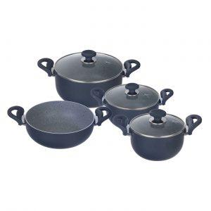 سرویس پخت و پز 7 پارچه هرا کد 6610
