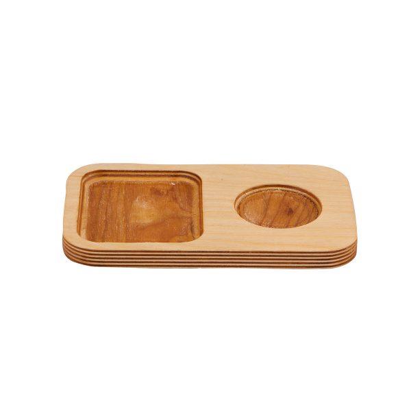 ماگ با پایه چوبی کد 159