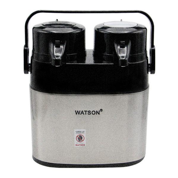 فلاسک دوقلو واتسون کد 105 ظرفیت 2 لیتر